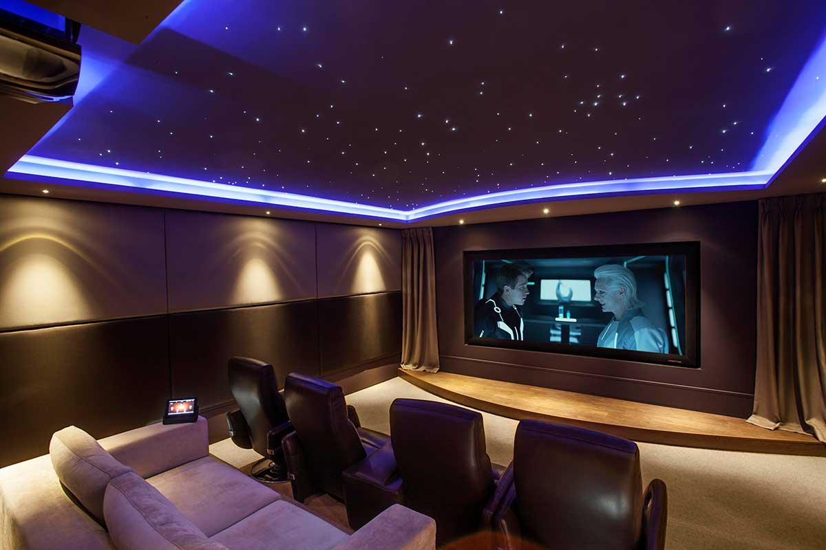 Home Cinema AV Installation