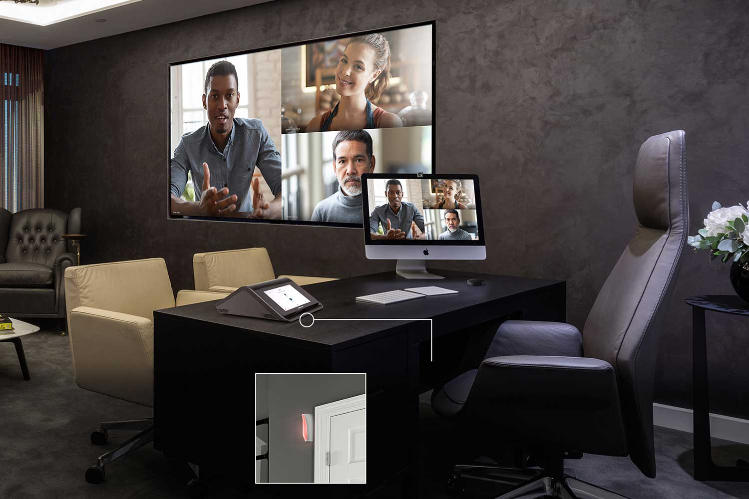 Home Video Conferencing