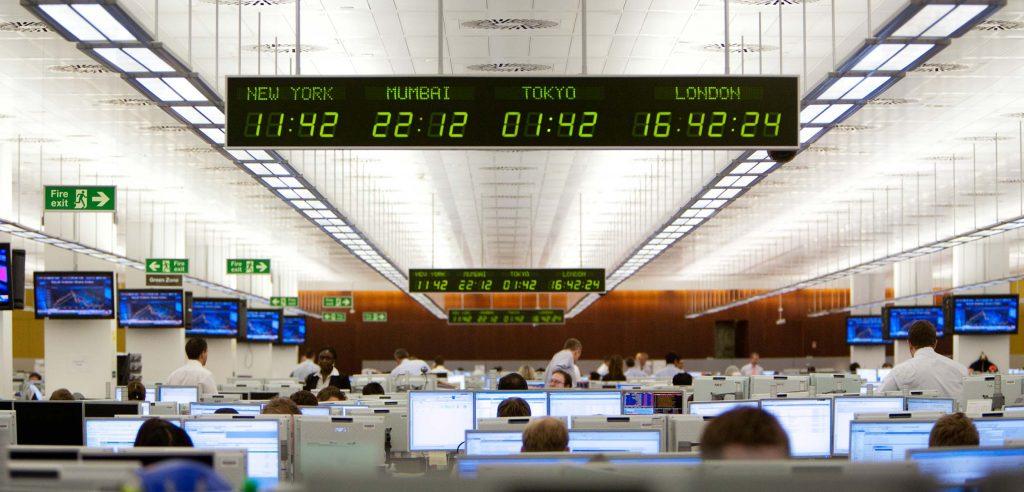 Trading Floor AV