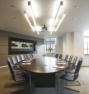 Bristows Boardroom AV