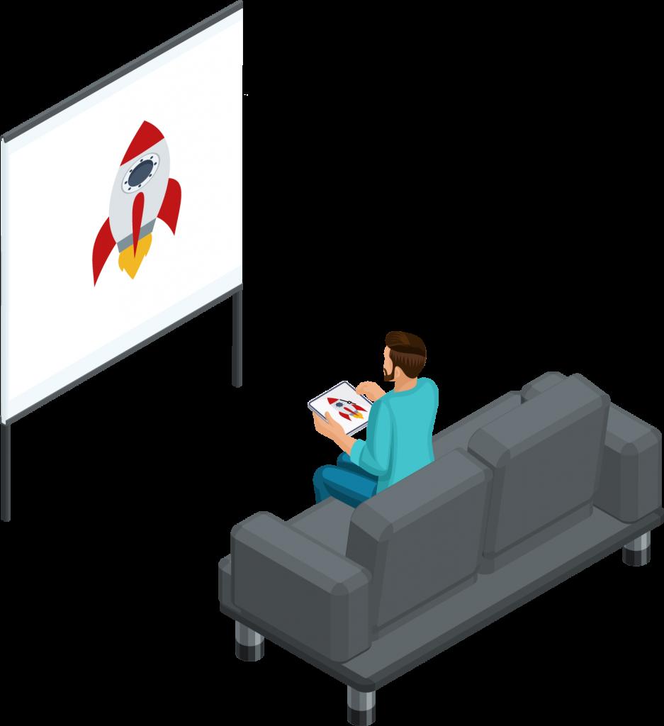 displays and projectors