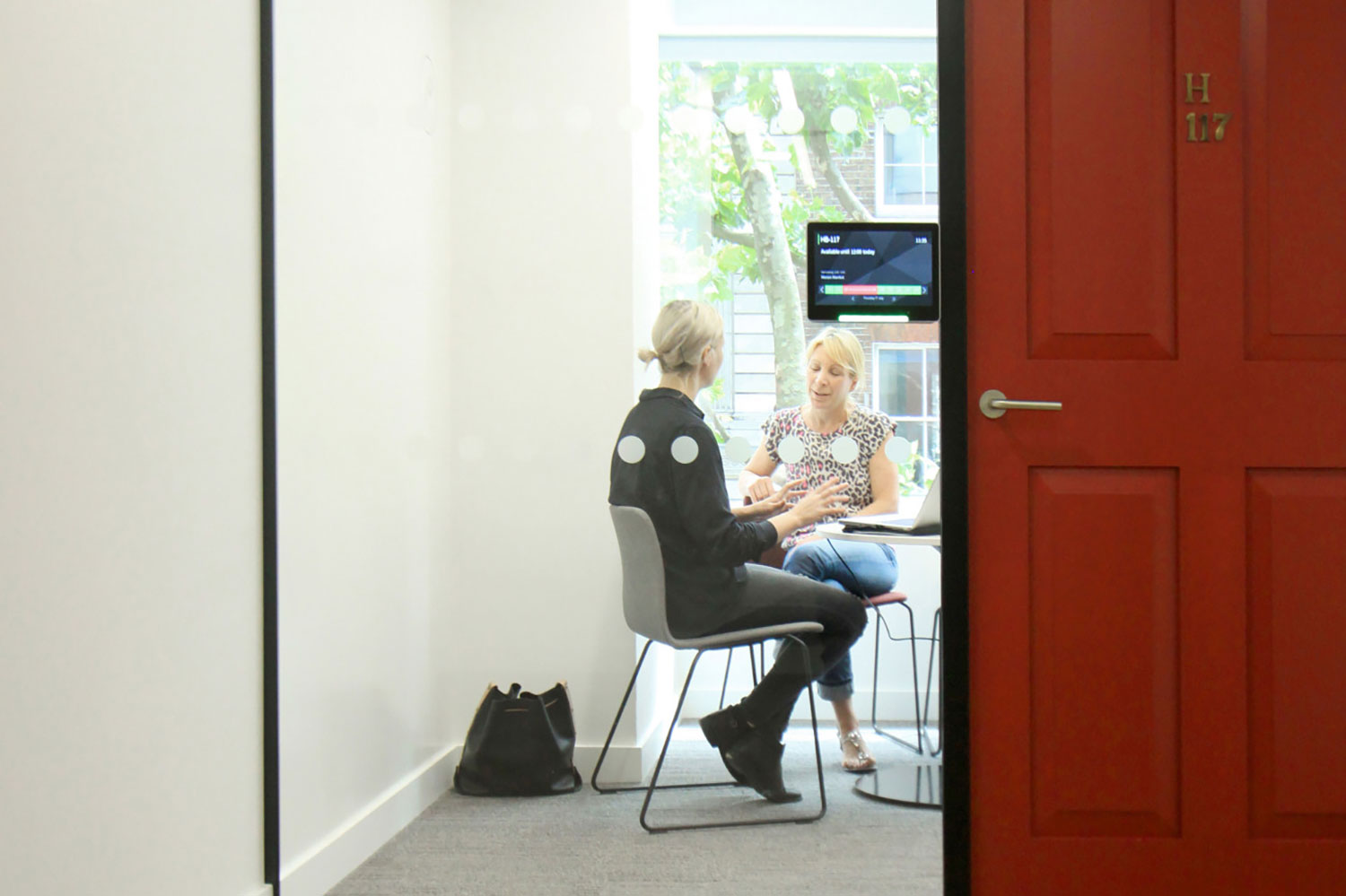 Whitbread London Meeting Room System