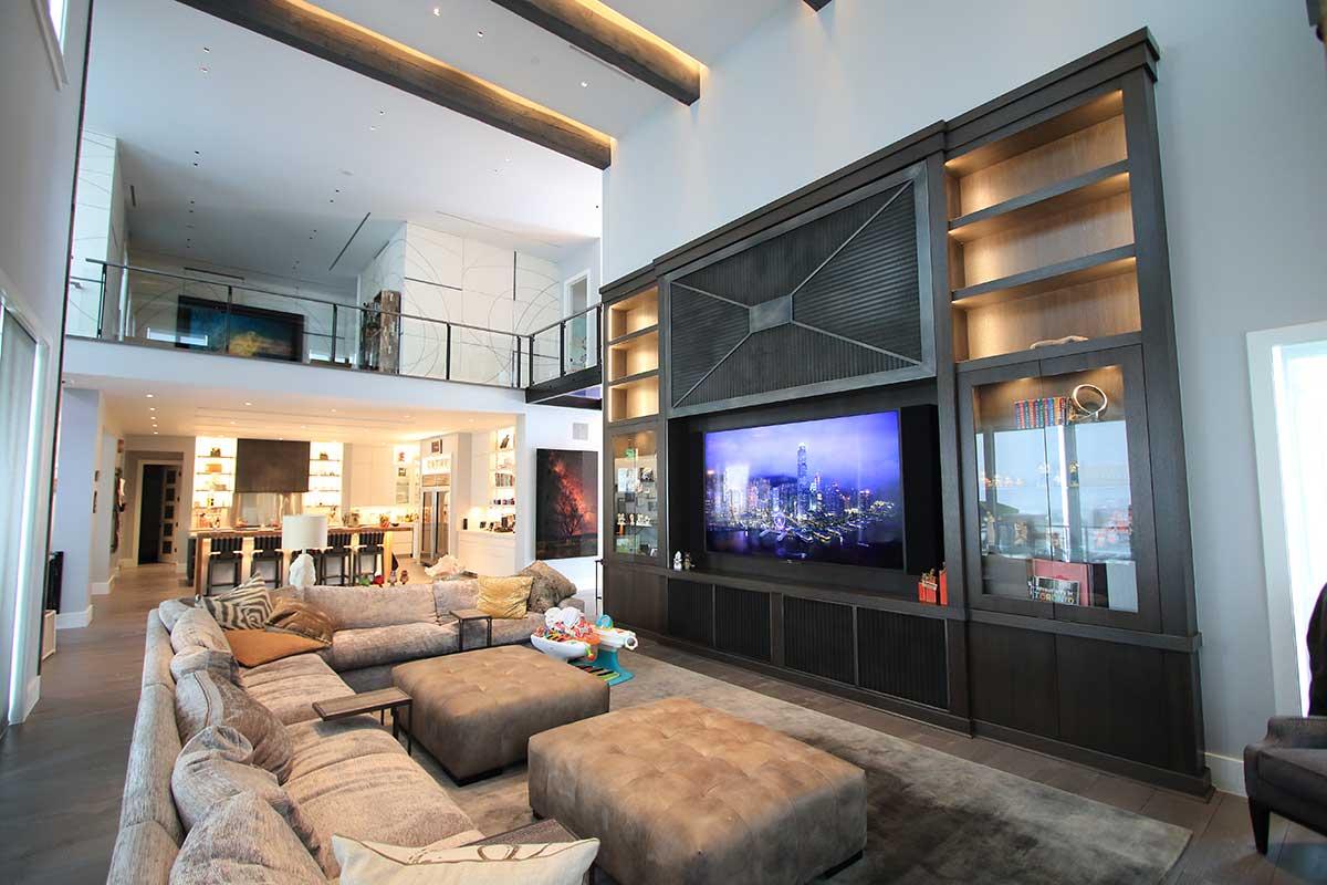 Great RM Home AV