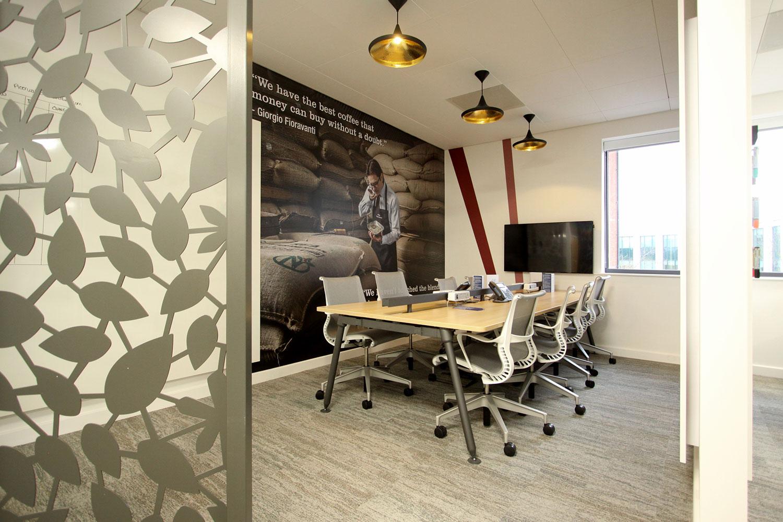 Whitbread Dunstable Meeting Room AV