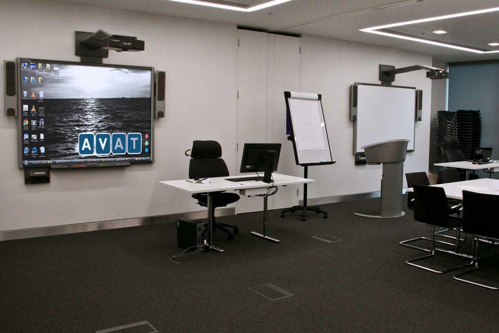 avat training room