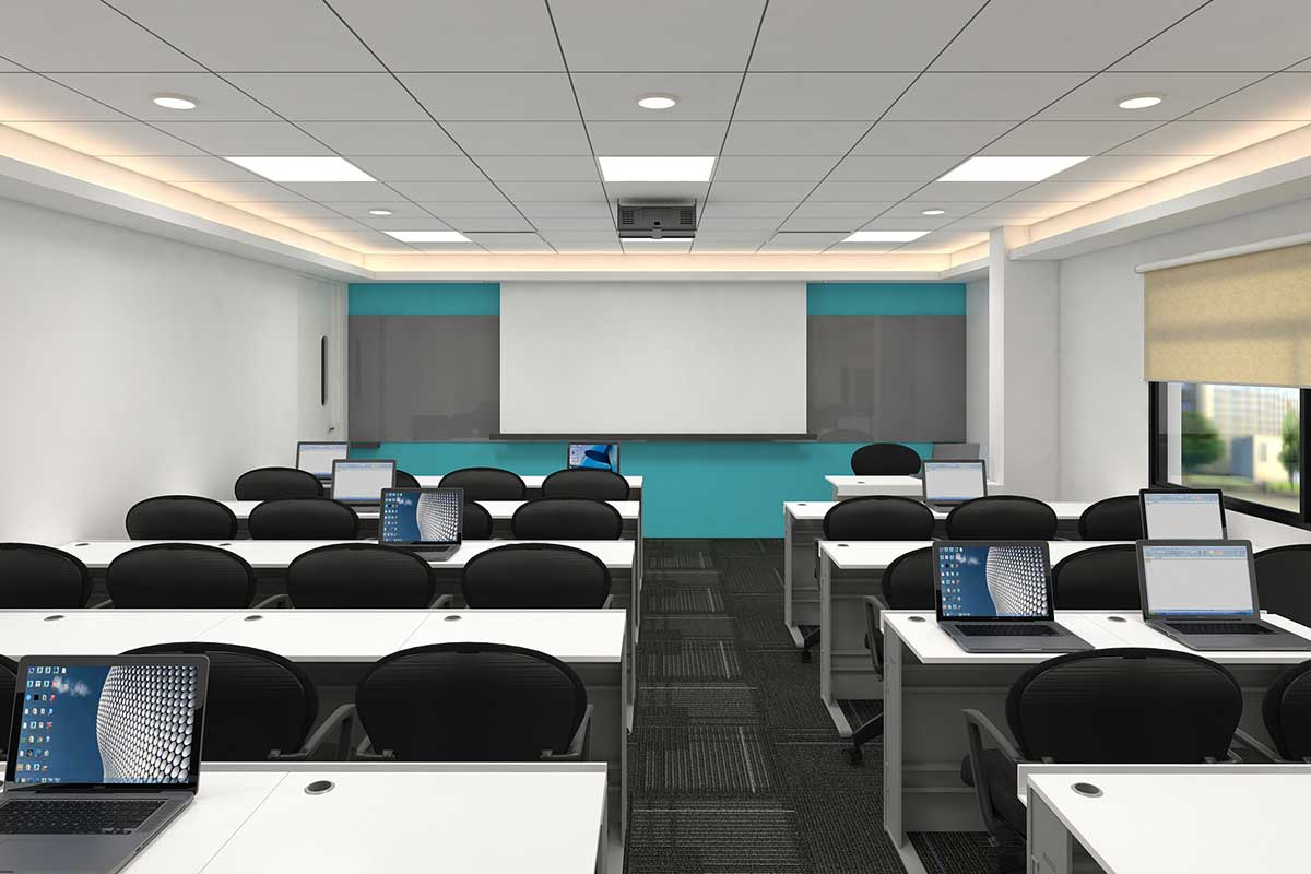 costa group classroom AV