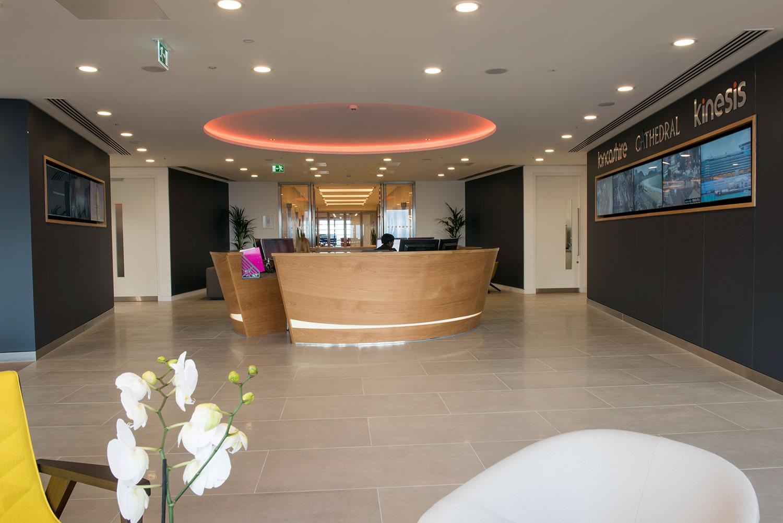 lancashire reception AV london